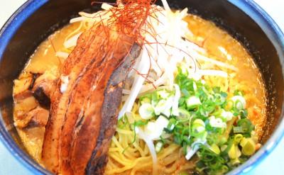 炙り味噌チャーシュー麺