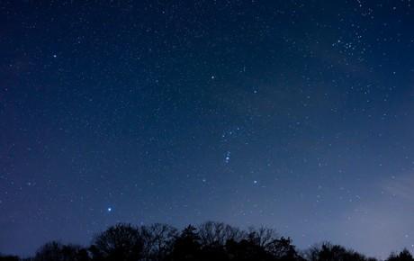 満天の星空を見に行こう!
